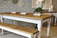 Dining Table with Bench Best Of Farmhouse Style Trends You Need In Your Home