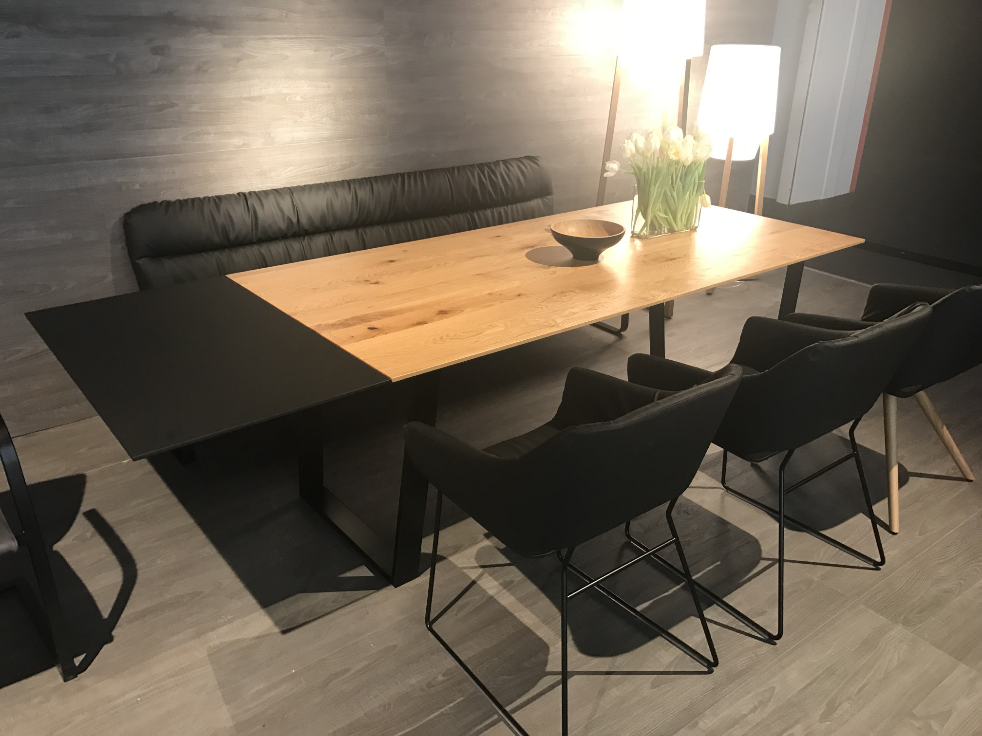 Dining Table with Bench New Versatile Dining Table Configurations with Bench Seating