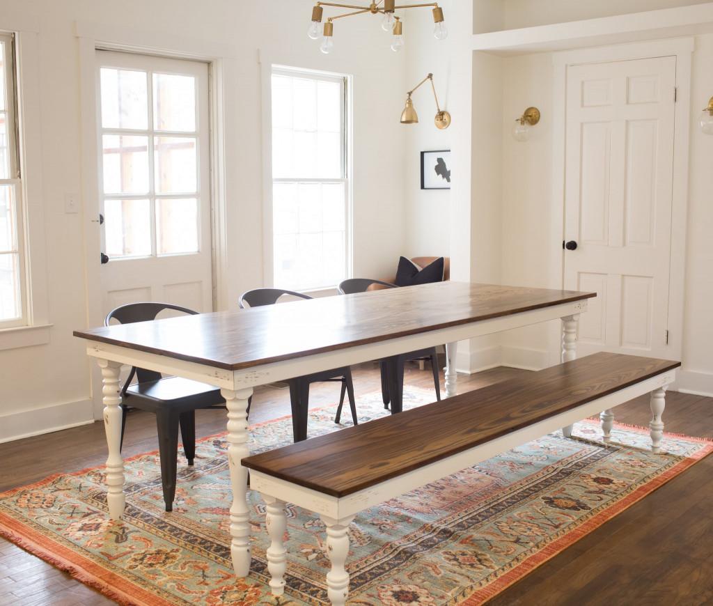 Farmhouse Dining Table Inspirational original Farmhouse Dining Table – Harp Design Co
