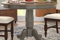 Round Dining Table Best Of Alcott Hill Coldspring Round Dining Table & Reviews
