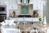 White Kitchen Cabinet Elegant 35 Best Farmhouse Kitchen Cabinet Ideas and Designs for 2018