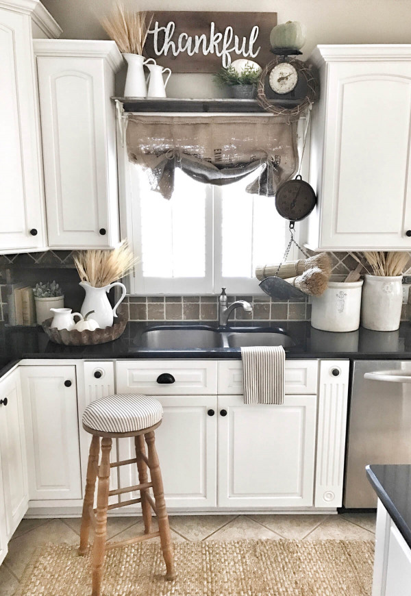 White Kitchen Cabinet Lovely 35 Best Farmhouse Kitchen Cabinet Ideas and Designs for 2018