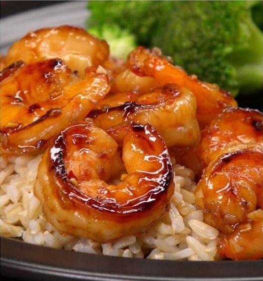 10-Minute Honey Garlic Shrimp