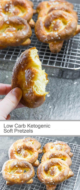 The Original Recipe Keto Soft Pretzels