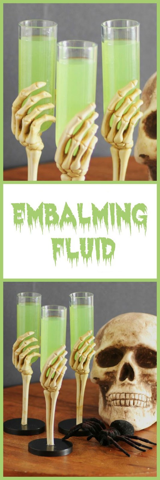 Embalming Fluid Cocktail