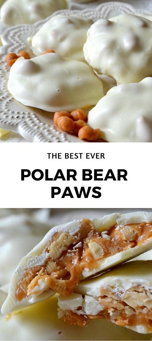 The Best Ever Polar Bear Paws