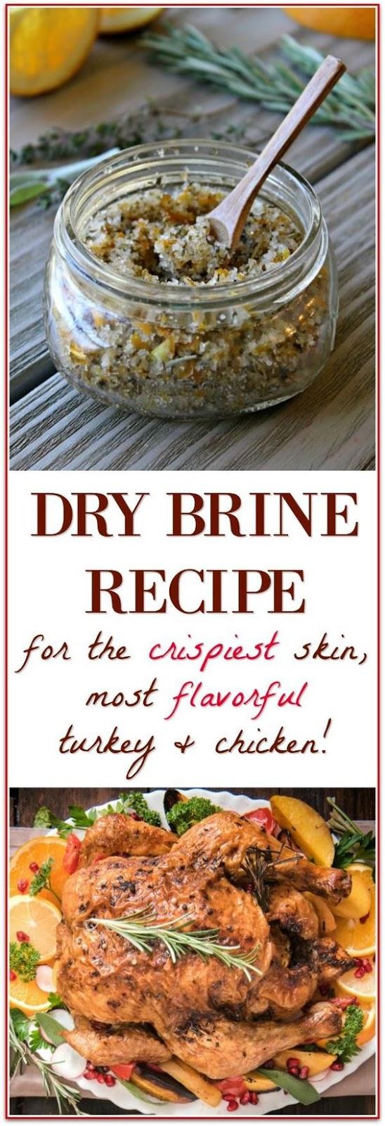 Dry Brine Turkey for the Best Thanksgiving Turkey