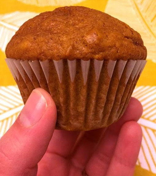 Easy Giant Pumpkin Muffins