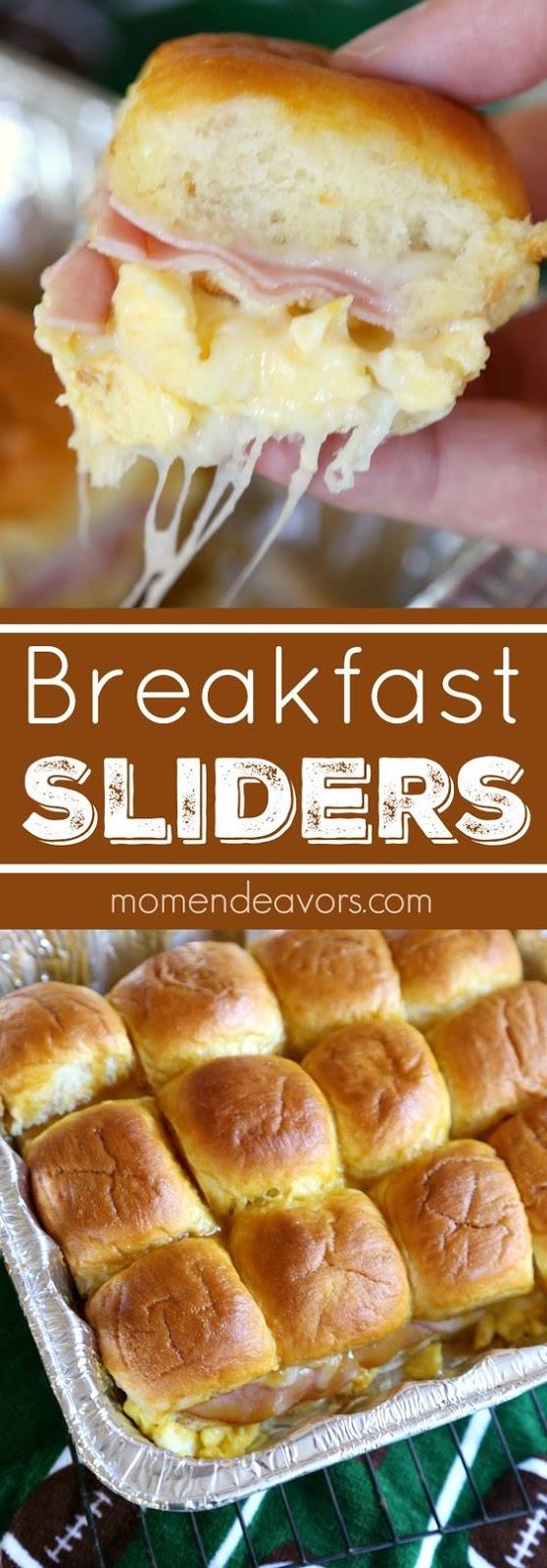 Gameday Breakfast Sliders