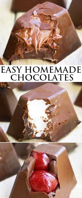 HOMEMADE GOURMET CHOCOLATE