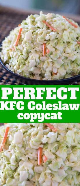KFC COLESLAW (COPYCAT)