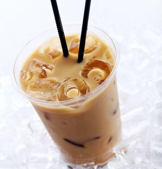 Lavender Honey Iced Coffee (paleo-friendly)