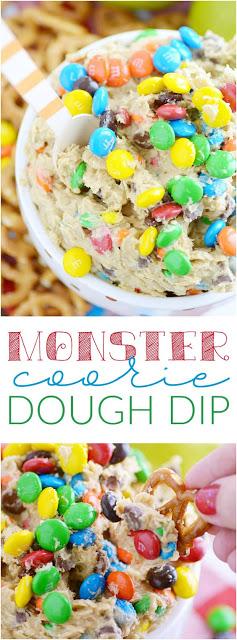 Monster Cookie Dough Dip (the original recipe)