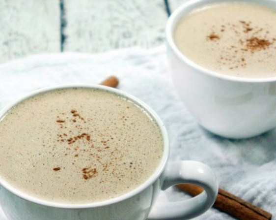 Whole30 Cinnamon Vanilla Latte