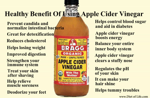 Apple Cider Vinegar Benefits Beautiful 10 Reasons why Apple Cider Vinegar is Amazing for Your