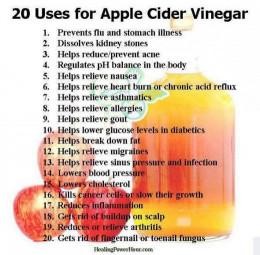 Apple Cider Vinegar Benefits  Day 336 Grapefruit Juice Apple Cider Vinegar Drink