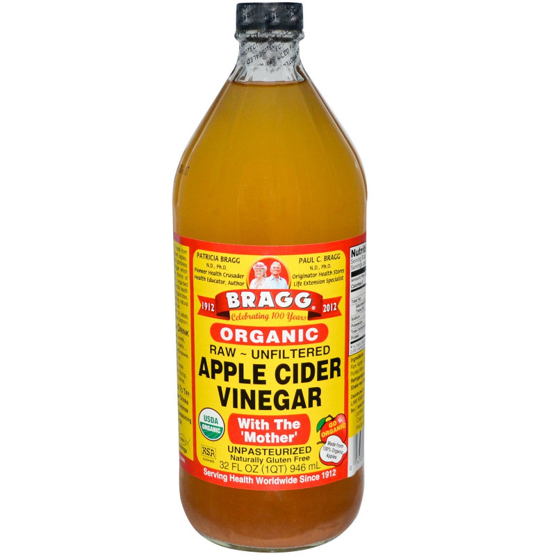 Apple Cider Vinegar New Herbal Apple Cider Vinegar Facial toner Acne Spot