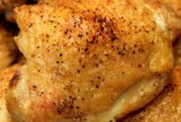 Baked Chicken Thighs Inspirational south Your Mouth 19 All Star Chicken Thigh Recipes