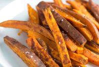 Baked Sweet Potato New Easy Homemade Baked Sweet Potato Fries Recipe