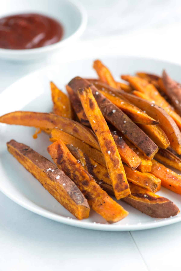Baked Sweet Potato New Easy Homemade Baked Sweet Potato Fries Recipe
