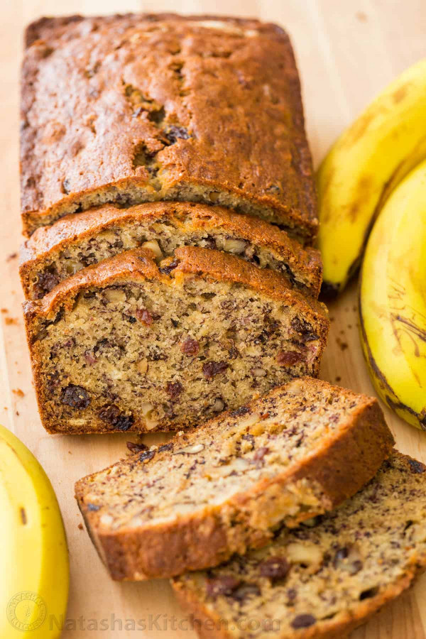 Banana Bread Recipe Awesome Banana Bread Recipe Video Natashaskitchen