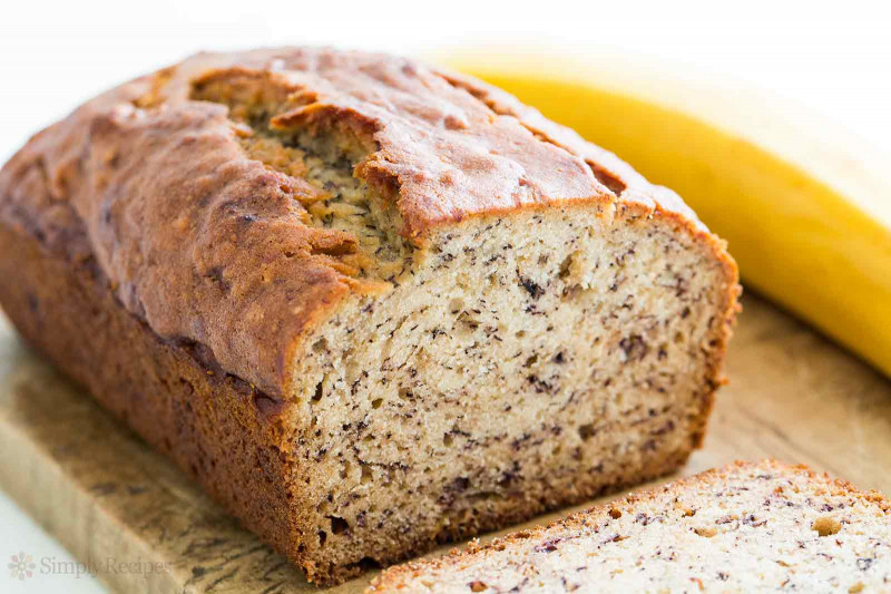 Banana Bread Recipe  Banana Bread Recipe [with video]