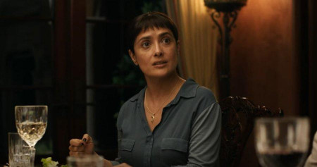 Beatriz At Dinner  Movie Review Beatriz At Dinner