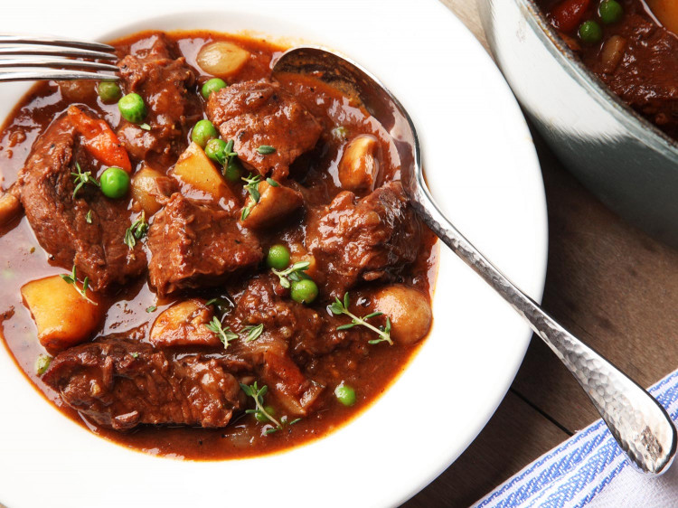 Beef Stew Recipe  Stew Science What s the Best Way to Brown Beef