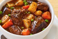 Beef Stew Recipe New Slow Cooker Hearty Beef Stew