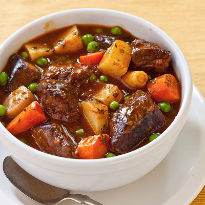 Beef Stew Recipe  Slow Cooker Hearty Beef Stew