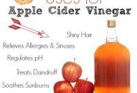 Benefits Of Apple Cider Vinegar Beautiful 8 Health & Beauty Uses for Apple Cider Vinegar