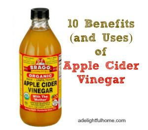 Benefits Of Apple Cider Vinegar  10 Benefits and uses of Apple Cider Vinegar A