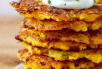 Butternut Squash Recipes Awesome 5 Ingre Nt butternut Squash Fritters