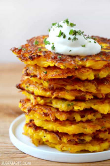 Butternut Squash Recipes  5 Ingre nt Butternut Squash Fritters