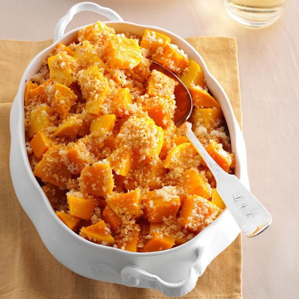 Butternut Squash Recipes  Parmesan Butternut Squash Recipe