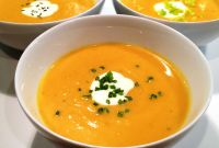 Butternut Squash soup Best Of Roasted butternut Squash soup A Recipe for Fall Weather
