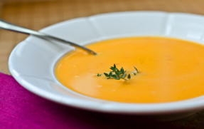 Butternut Squash Soup  Easy Butternut Squash Soup ce Upon a Chef