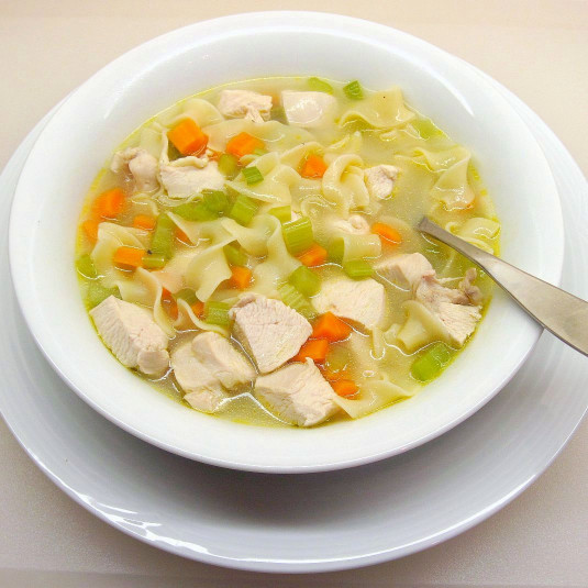 Chicken Noodle Soup  Quick and Easy Chicken Noodle Soup