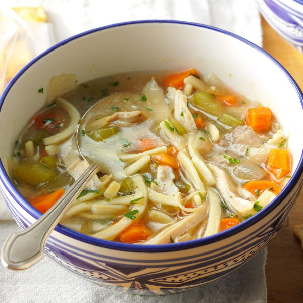 Chicken Noodle Soup  The Ultimate Chicken Noodle Soup Recipe