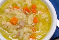 Chicken Noodle soup Fresh My Ultimate Chicken Noodle soup