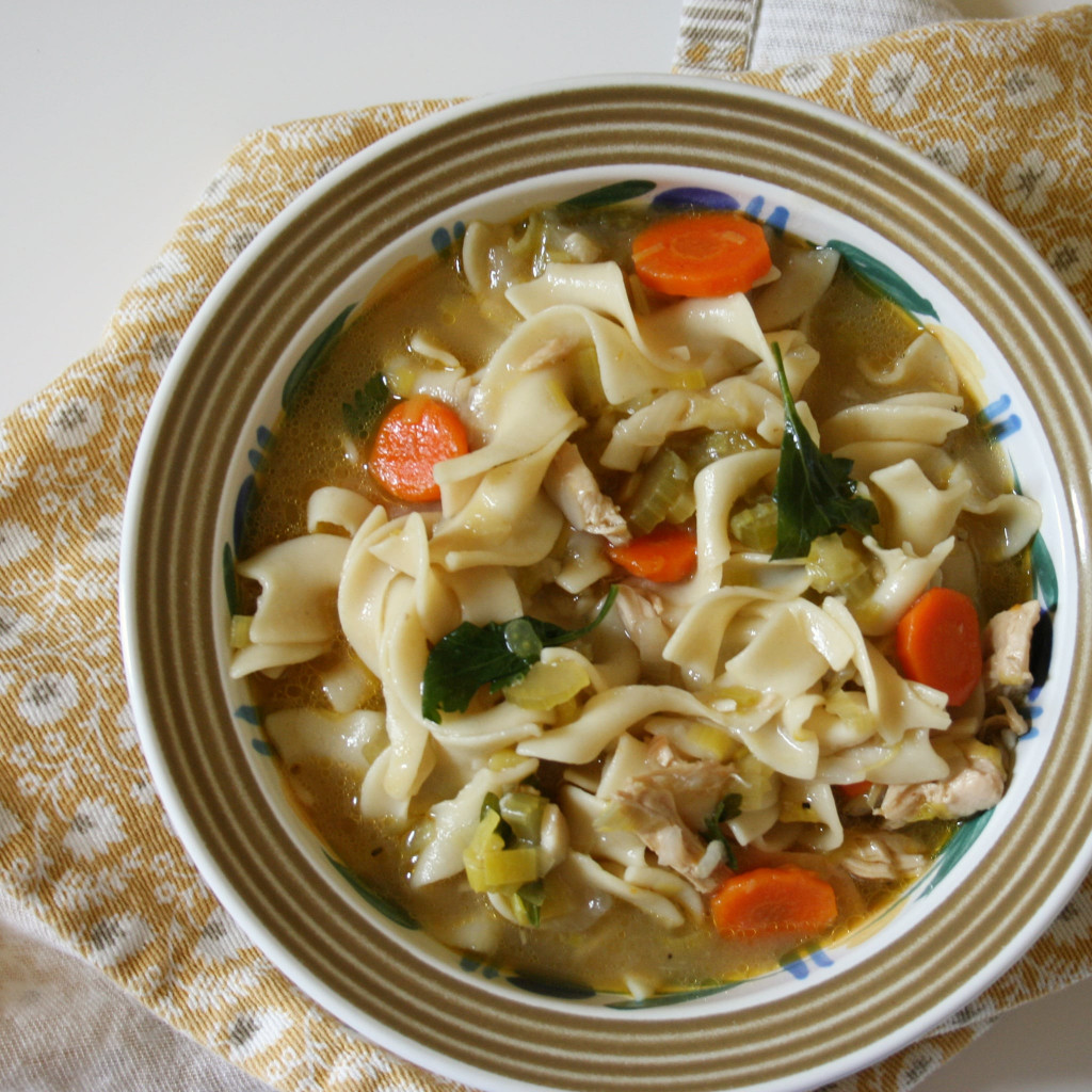 Chicken Noodle Soup  Food Network Chicken Noodle Soup Recipes