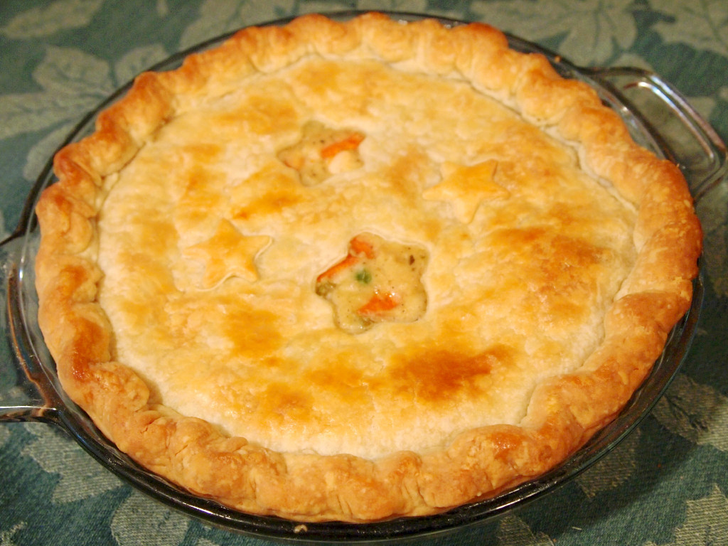 Chicken Pot Pie  Chicken Pot Pie Oh Yeah fortably Domestic