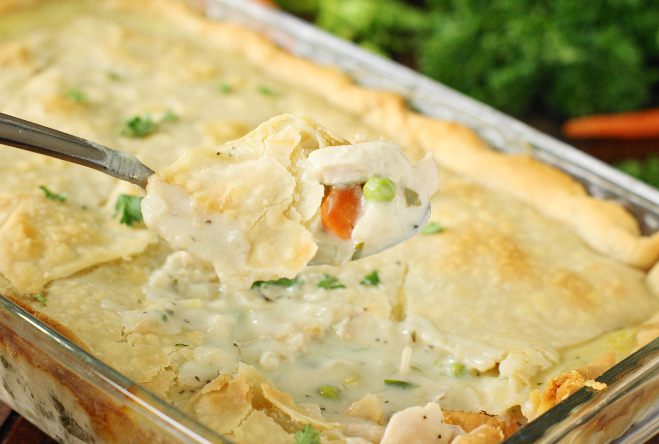 Chicken Pot Pie  How To Make Chicken Pot Pie Genius Kitchen