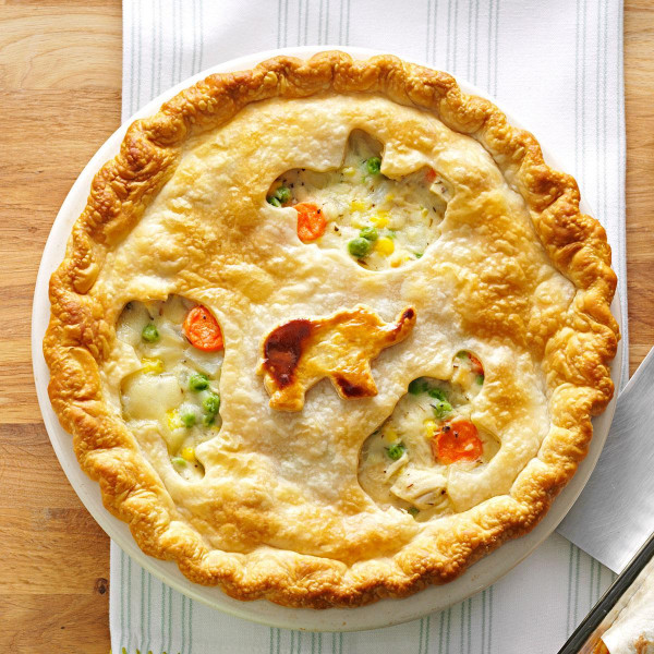 Chicken Pot Pie  Chicken Pot Pie Recipe