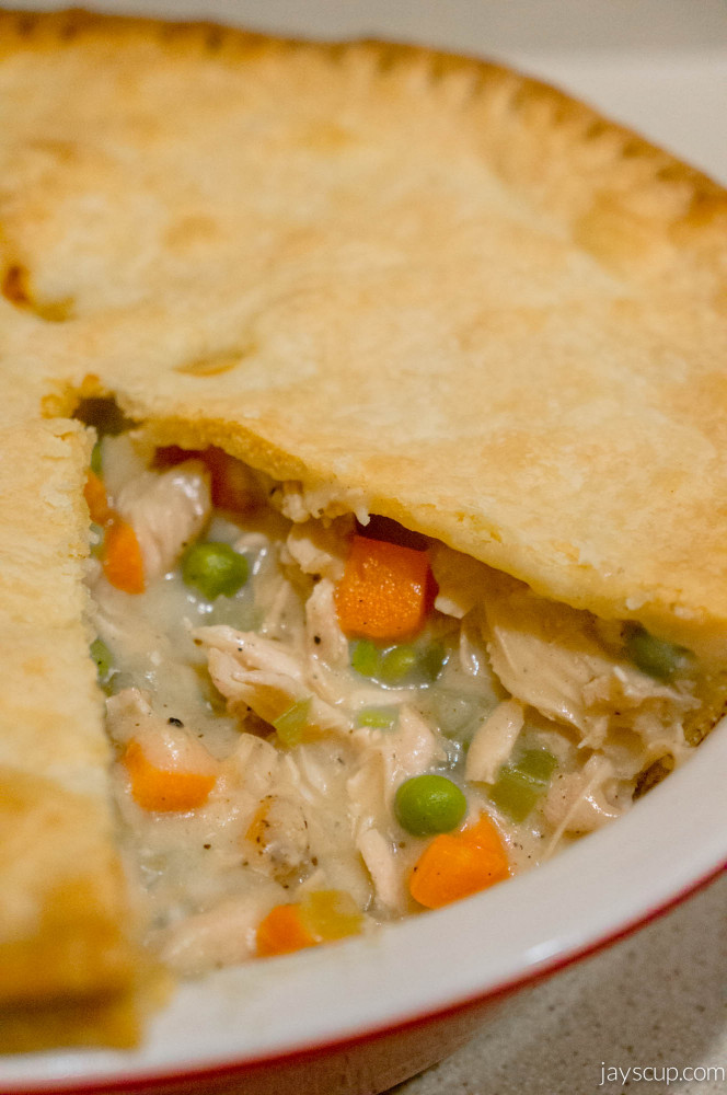 Chicken Pot Pie  Hearty Chicken Pot Pie
