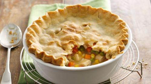 Chicken Pot Pie Recipe  Easy Chicken Pot Pie Recipe Pillsbury