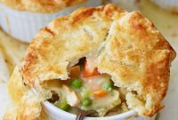 Chicken Pot Pie Recipe Fresh Seriously Good Homemade Chicken Pot Pie I Food Blogger