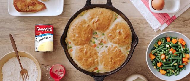 Chicken Pot Pie Recipe  Easy Chicken Pot Pie Recipe