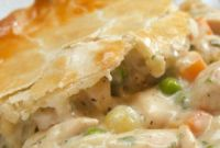 Chicken Pot Pie Recipe Lovely Chicken Pot Pie Recipe & Video