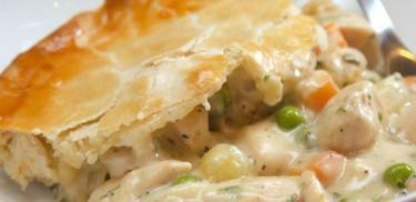 Chicken Pot Pie Recipe  Chicken Pot Pie Recipe & Video